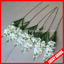 quality artificial white long stem tuberose flower wholesale