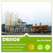 Cheap Construction Equipment For Sale 50M3/H Stationary Concrete Batching Plant