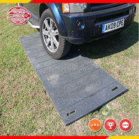 portable hdpe uhmw polyethylene heavy duty ground protection temporary access mats supplier
