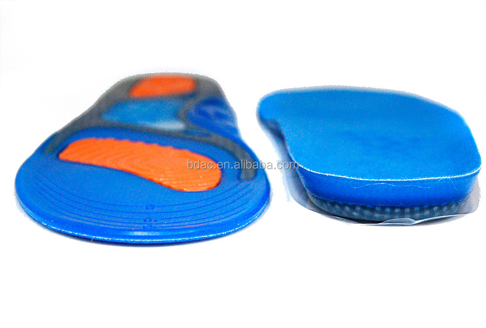 New type Pu Gel Sport Insole
