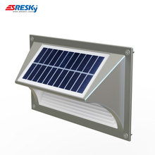 In Concrete Deck Mount Led Balcony Solar Lights Kits
