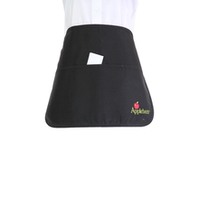 New Product chef half apron work waist apron korean apron