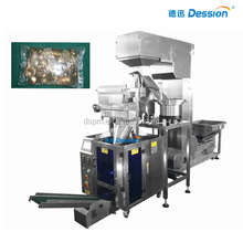 Automatic counting bolt gasket packing machine