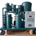 Used Gear Oil Reclaiming Machine, Oil Treatment Machine