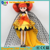 (YW-XJ160714) ball jointed fashion fairy dolls