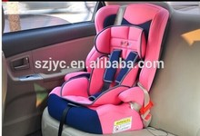 Safety baby car seat With ISOFIX and ECER44/04
