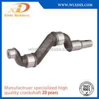 XD0297 Xindu crankshaft use for belt type air compressor