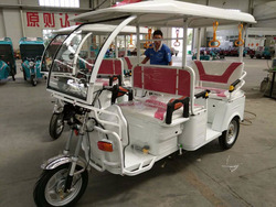 battery auto 3 three wheel electric tricycle rickshaw in india market ebike motorcycle