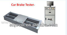 Car roller brake testing machine