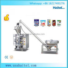 full automatic flour packing machine Coffee/milk/detergent/washing powder