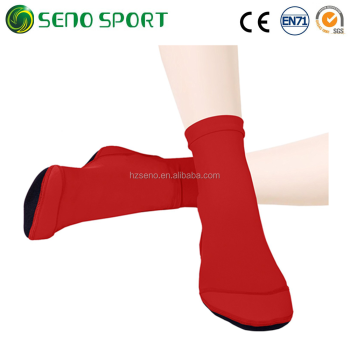 Cheap Red Women Sand Beach Socks For Beach Volleyball