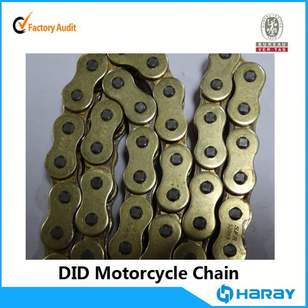 Chinese High strength 520 did motorcycle chain for CBX250 TWISTER