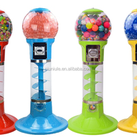 Candy Toy Machines Spiral Gumball Machines
