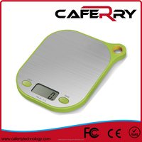 Caferry Antique Kitchen Scales, Fruit and Vegetable Scales, Steel Kitchen Scale