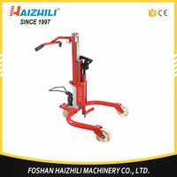 High Quality Hand Oil Drum Lifter With Hydraulic Pump