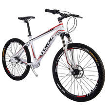 Chainless Mountain Bicycle With Suspension 26 Inch