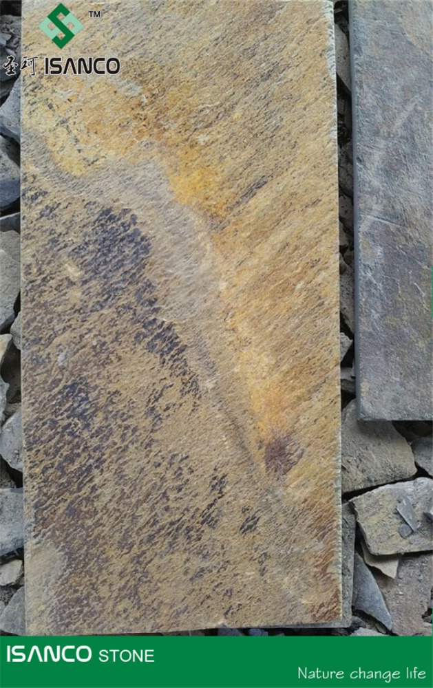 China Cheap Rusty Natural Slate/Slate Tile/Stone tiles