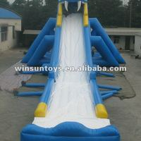 2012 Inflatable Water Slide For Amusement