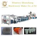 High-speed Single layer thermoforming machine Multi layers PS PP Sheet production Machines