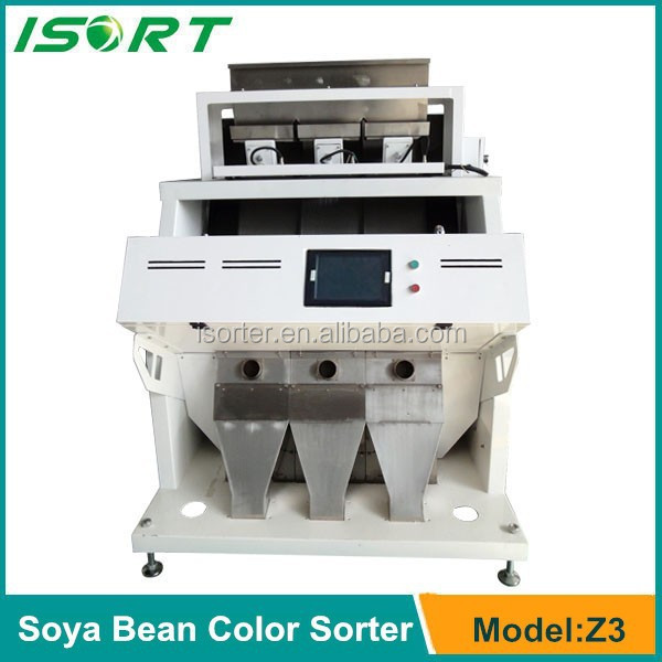 Inexpensive CCD dry fruits and vegetables Color sorter