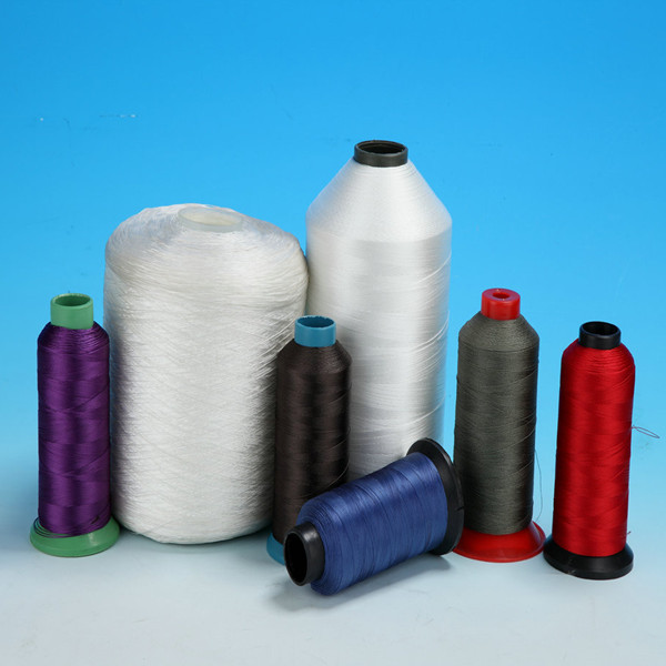 100% spun polyester embroidery thread factory