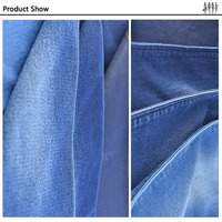 For men / women jeans wholesale best selling thin cotton stretch denim fabric