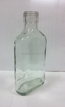 Clear 150ml Spirit Glass Bottles Liqour Container