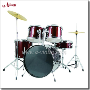 Adult 5 PC PVC Cover Jazz digital drum set (DSET-210B)