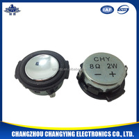 34mm 8ohm 2w micro speaker for multimedia