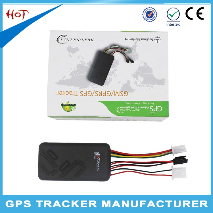 GPS Tracking Device Supports SMS/GPRS Monitoring for Cars, Taxi, Motorcycles and Electric Bikes gps tracking