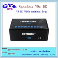 Openbox V8S Sat receiver digital set top box Openbox V8S HD satellite receiver for Europe use