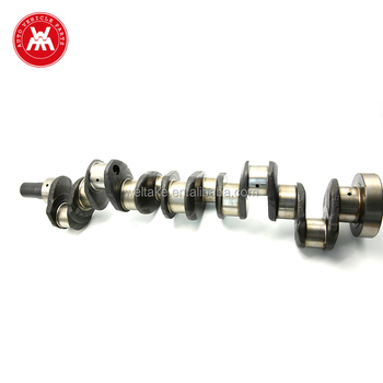 Tractor Spare Parts Crankshaft Forged Steel OEM ZZ90090