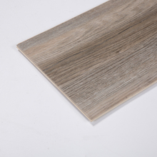 Wood Texture Interlocking Plastic Floor Tiles For Commerical