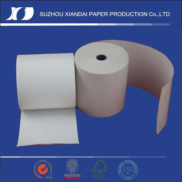 Zebra Z-perform 1000D 80 Receipt - Uncoated Direct Thermal 80 Micron Receipt Paper