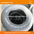 SUV lanvigator PCR car tires