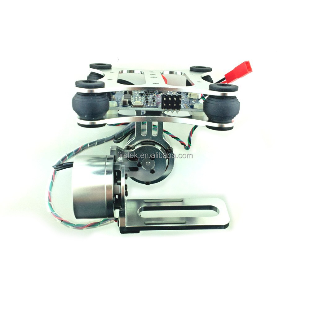 2 Axial Brushless Gimbal w/ Motor & Controller for DJI Phantom Gopro 3 FPV