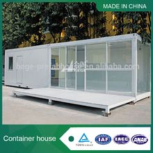 comfortable modular office container