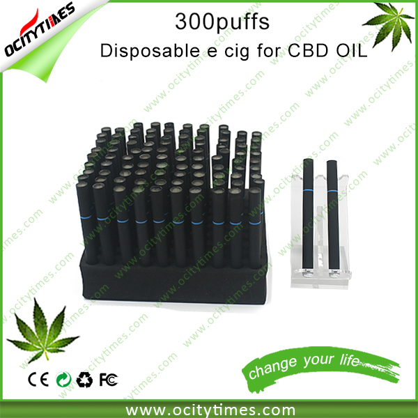Vapo pen 300puffs e-health cigarette cartridge cbd oil disposable e cig