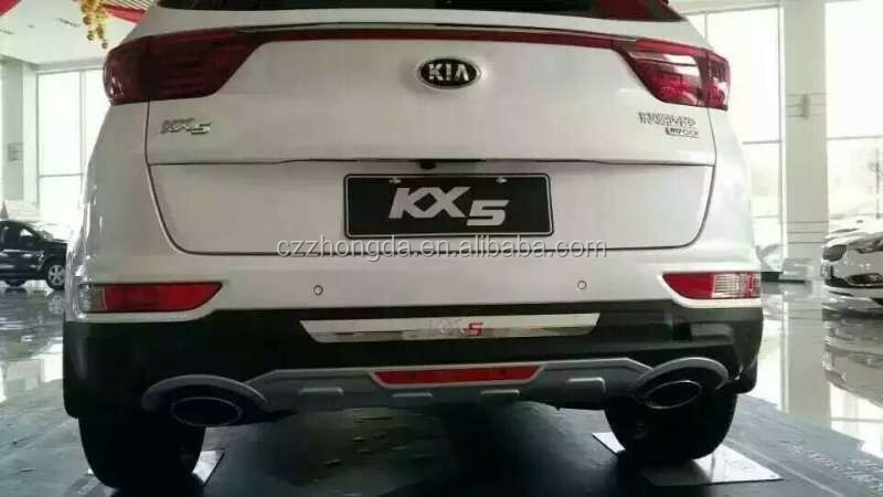 RUNNING BOARD SIDE BOARD FOR 2016 SPORTAGE KX5