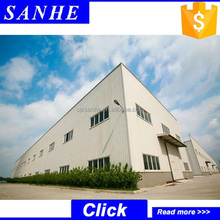 High-quality cheap steel structure prefab warehouse/ sheds/workshops building&material