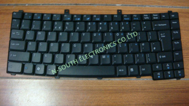 laptop keyboard for acer travelmate 2400 2450 layout us keyboard