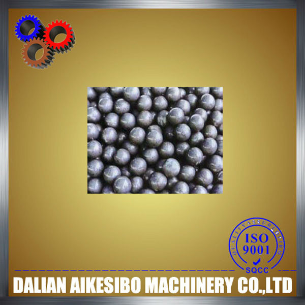 High Hardness 40mm Steel Balls For Sag Mill