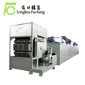 Online shop china semiautomatic egg tray machine