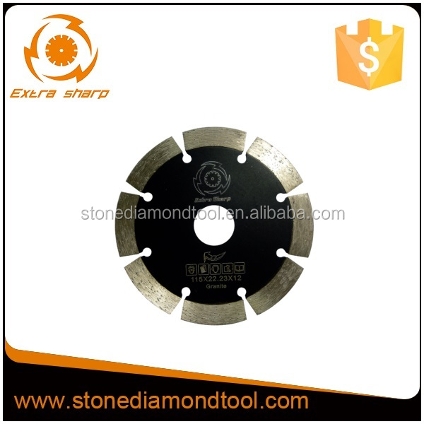 Hot pressed small diamond circular saw blade for general purpose