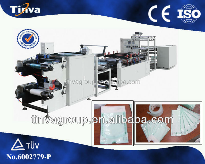 Hot in Europe RFLD-600 Medical Sterilization Pouch Making Machine