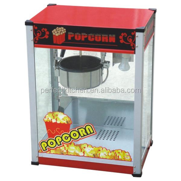 top popcorn machine