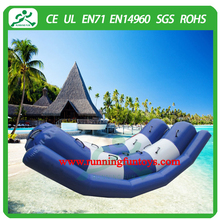 Fun Inflatable Water Swing, Inflatable Water Sway, Inflatable Seesaw for sale