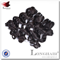 Top Quality Brazilian Hair Remy Loose Curl Weave