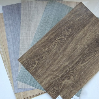 Solvent wiping Resistant Wood Design MDF Hot Stamping Foil For Furniture Board Application