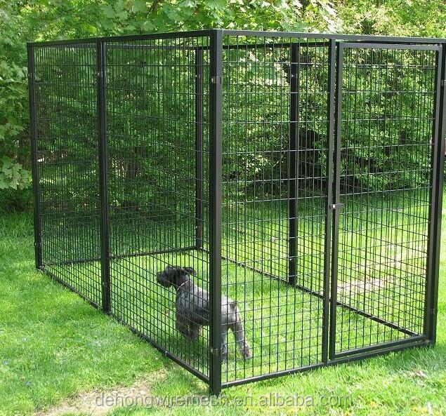 Utilis escrime pour chien jardin cl ture de fer chien cage grillage dog run cl tures - Cloture jardin chien dijon ...